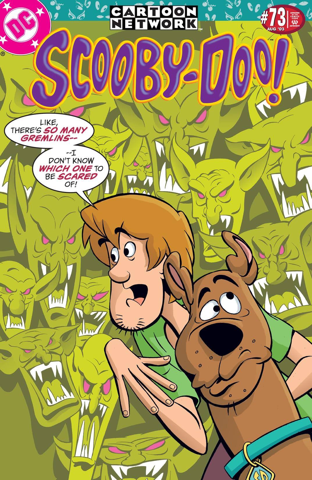 Scooby-Doo (1997-2010) #73