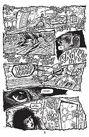 Teenage Mutant Ninja Turtles: Black & White Classics #11