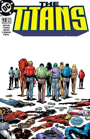 The Titans (1999-2003) No.13