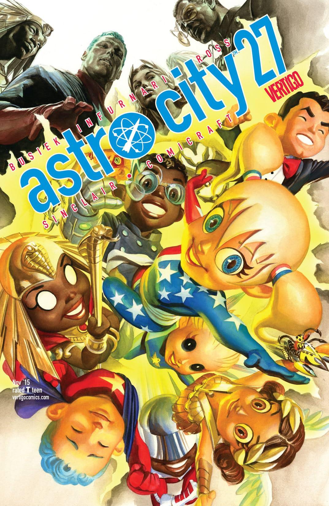 Astro City (2013-) #27
