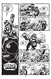 Teenage Mutant Ninja Turtles: Black & White Classics - Raphael