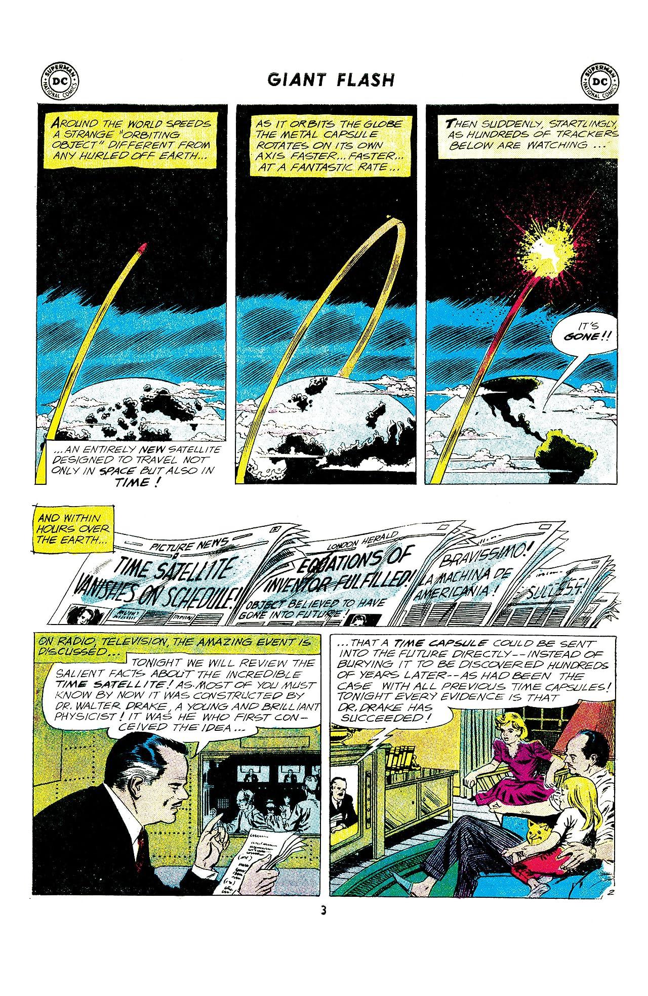 The Flash (1959-1985) #205