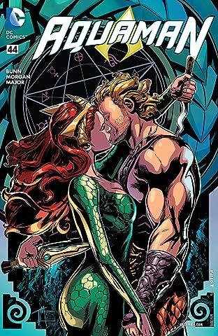 Aquaman (2011-) #44