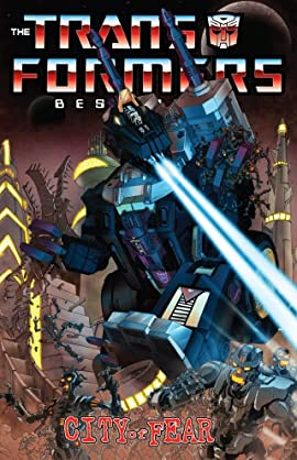 The Transformers: Best of the UK: City of Fear