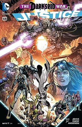 Justice League (2011-2016) #44