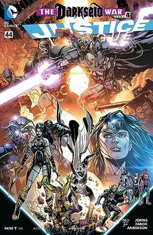 Justice League (2011-) #44