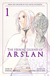 The Heroic Legend of Arslan Vol. 1