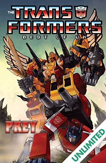 Transformers: Best of UK - Prey