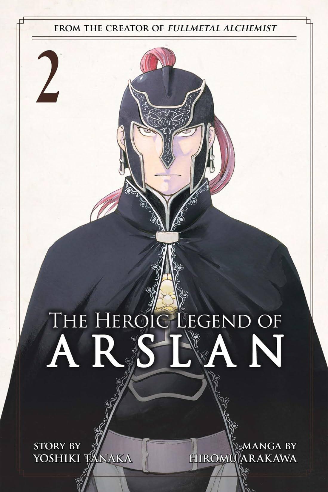 The Heroic Legend of Arslan Vol. 2