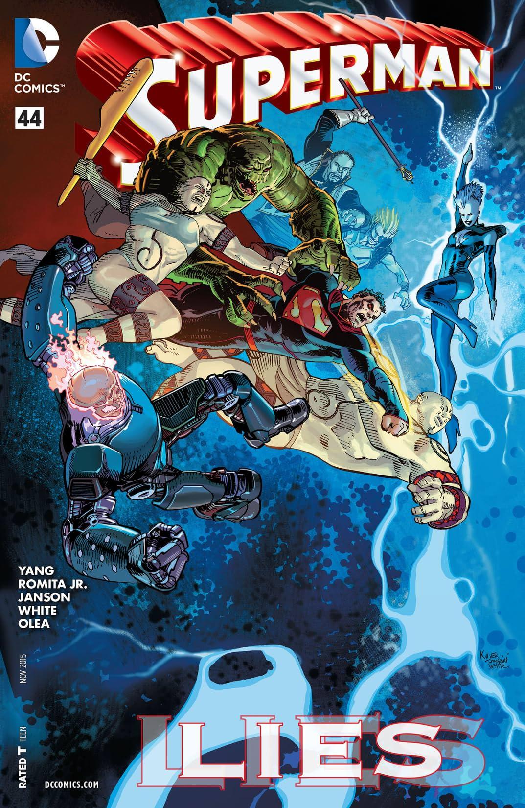 Superman (2011-2016) #44