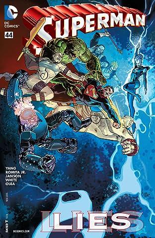 Superman (2011-) #44