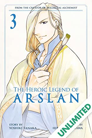 The Heroic Legend of Arslan Vol. 3