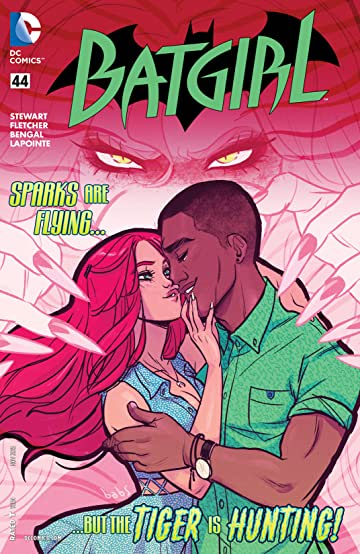 Batgirl (2011-2016) #44