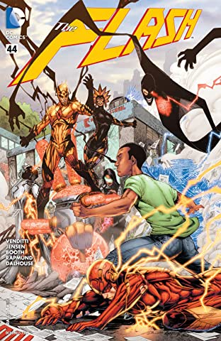 The Flash (2011-) #44