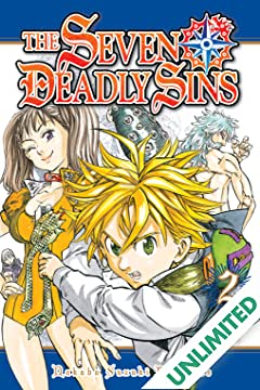 The Seven Deadly Sins Vol. 2