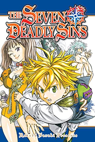 The Seven Deadly Sins Tome 2