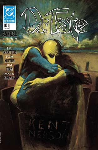 Doctor Fate (1988-1992): Annual #1