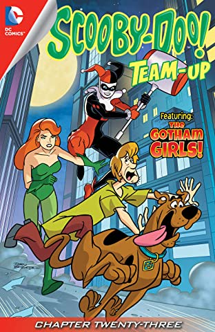 Scooby-Doo Team-Up (2013-) #23