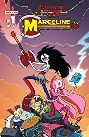 Adventure Time: Marceline and the Scream Queens #1
