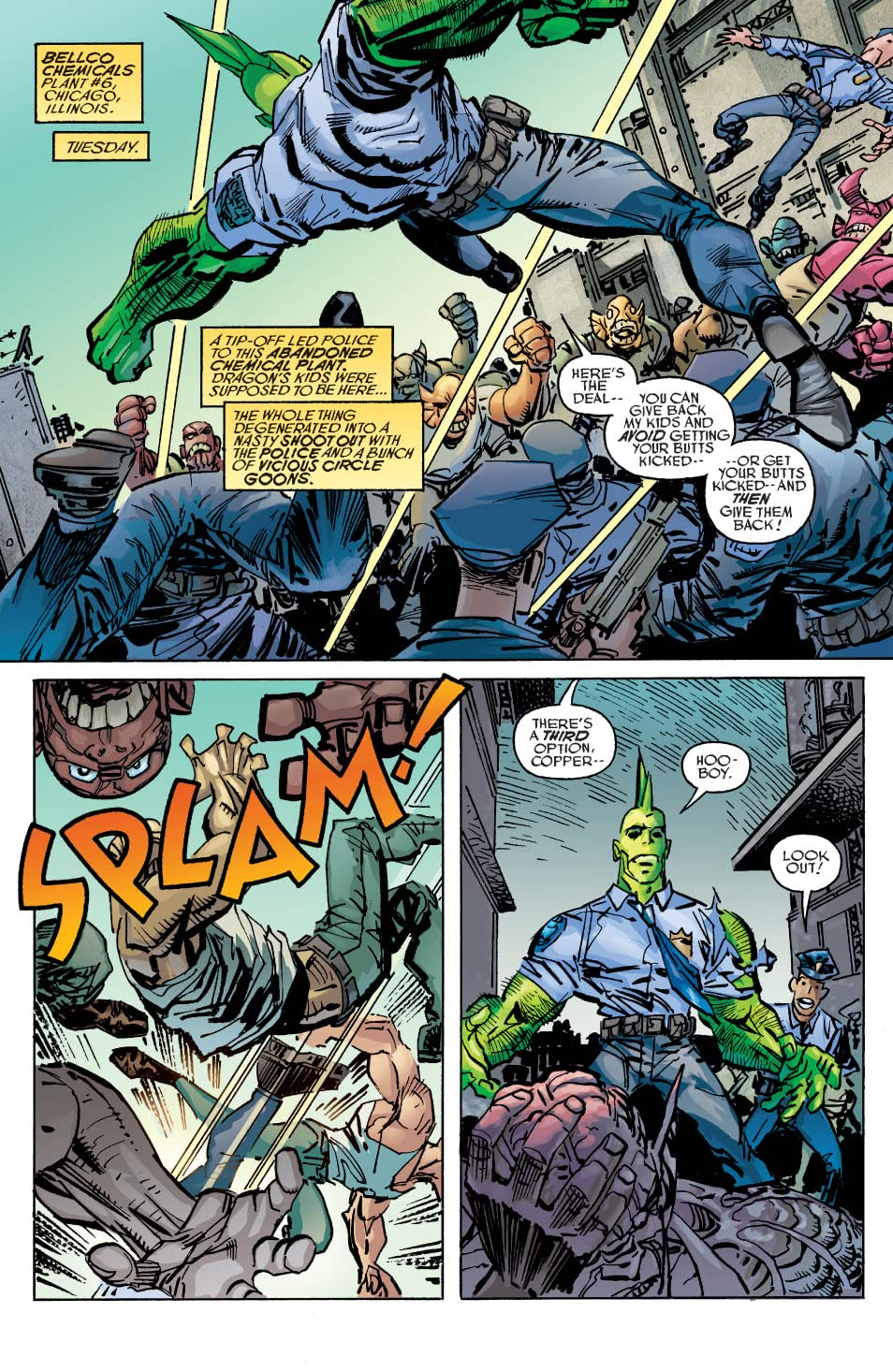 Savage Dragon #147