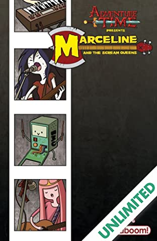 Adventure Time: Marceline and the Scream Queens #2