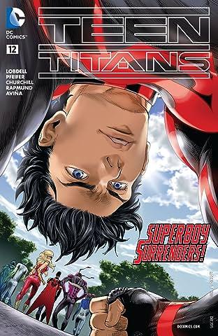 Teen Titans (2014-2016) No.12
