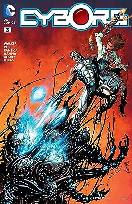 Cyborg (2015-2016) #3