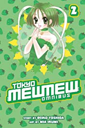 Tokyo Mew Mew Omnibus Vol. 2