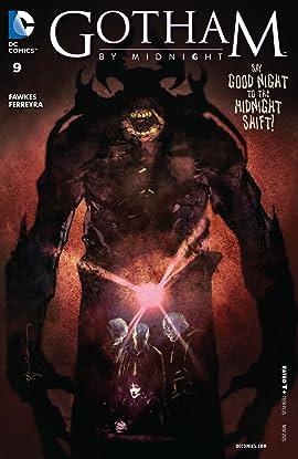 Gotham By Midnight (2014-2015) #9