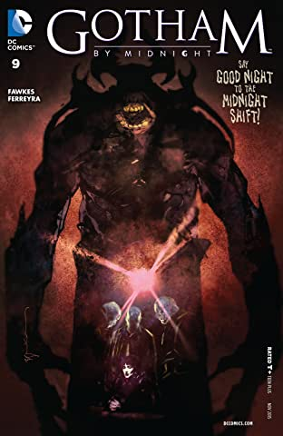 Gotham By Midnight (2014-2015) #9