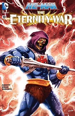 He-Man: The Eternity War (2014-) #10