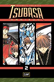 Tsubasa Omnibus Vol. 2
