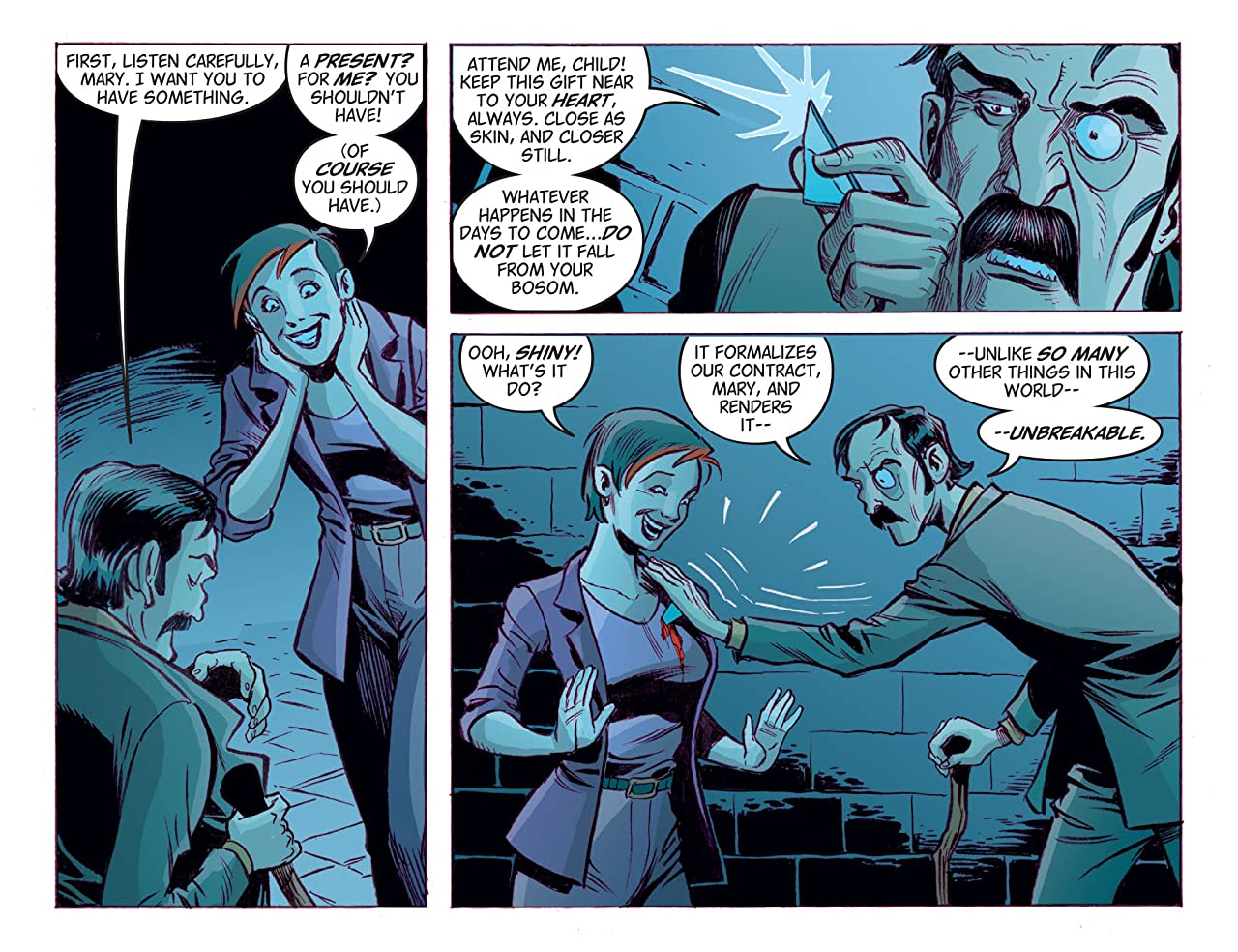 Fables: The Wolf Among Us #41