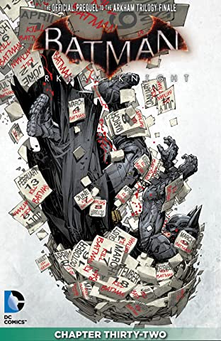 Batman: Arkham Knight (2015-) #32