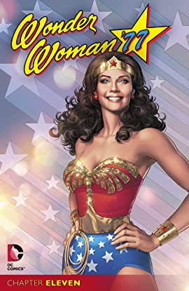 Wonder Woman '77 (2015-2016) #11
