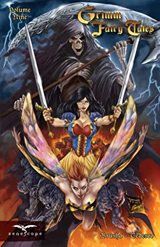 Grimm Fairy Tales Vol. 9