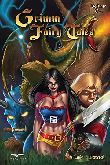 Grimm Fairy Tales Tome 10
