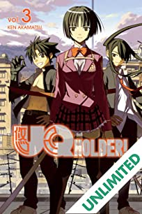 UQ Holder! Vol. 3