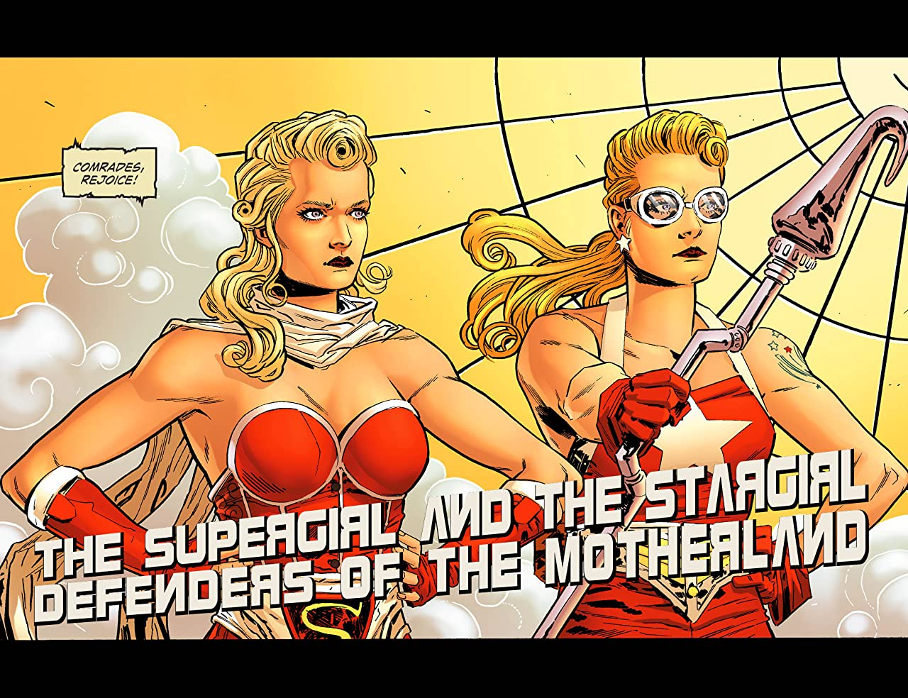 DC Comics: Bombshells (2015-2017) #10