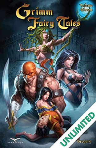 Grimm Fairy Tales Vol. 11