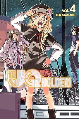 UQ Holder! Vol. 4