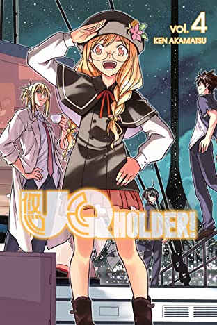 UQ Holder! Vol. 4