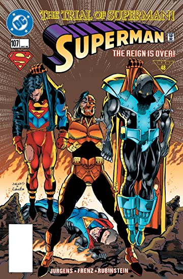 Superman (1987-2006) #107