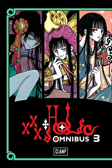xxxHOLiC Omnibus Vol. 3