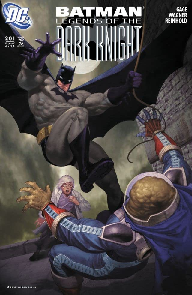 Batman: Legends of the Dark Knight #201