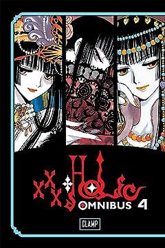 xxxHOLiC Omnibus Vol. 4