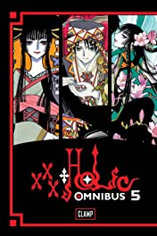xxxHOLiC Omnibus Vol. 5