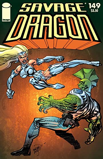 Savage Dragon #149