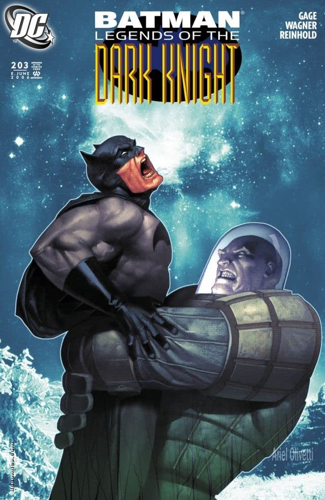 Batman: Legends of the Dark Knight #203