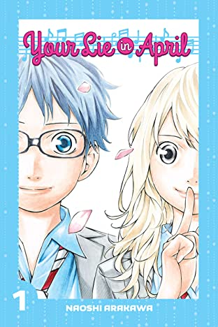 Your Lie in April Tome 1